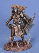 DARK SWORD MINIATURES - DSM7418 Female Blind Warrior