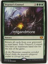 Magic Commander 2014 - 1x  Praetor's Counsel - Mythic