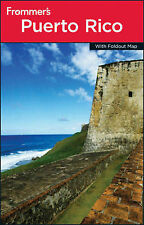 Frommer's Puerto Rico (Frommer's Complete Guides), Marino, John, Very Good, Pape