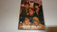 DVD  US5 - Here We Go. Live & Private DVD In der Hauptrolle US 5