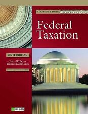 2011 Federal Taxation (with H&R BLOCK At Home? Tax Preparation Software CD-ROM)