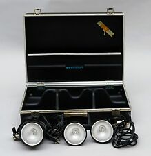 Smith Victor-Hot Light: Max, Power ( Watts } 650 and Model 700 + case