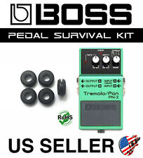 BOSS PN-2 TREMOLO PAN SURVIVAL KIT GUITAR PEDAL GROMMET RUBBER O-RING SET OF 5