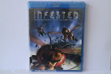 INFESTED BLU RAY DISC BNEW SEALED