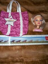 2 McDonalds Toys LIV #3 SOPHIE DOLL & Victorious # 6 MIP Totally Tori Tote Bag
