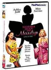 Norma Jean And Marilyn (1996) New Sealed DVD Ashley Judd