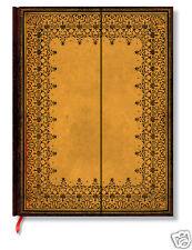 Paperblanks Blank Lined Writing Journal Embossed Brown Ultra Size 7x9