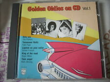 a941981  T113 01 Korea Silver Rimm CD Best of Golden Oldies on CD Volume 1