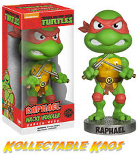 Teenage Mutant Ninja Turtles (TMNT) - Raphael Wacky Wobbler Bobble Head