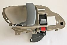 GMC C1500 INSIDE INNER DOOR HANDLE TAN LEFT FRONT 1995 1996 1997 1998 1999