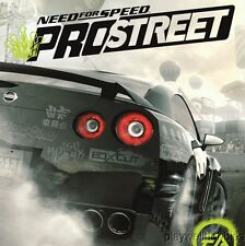 NEED FOR SPEED: PRO STREET Nintendo Wii Game