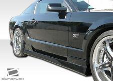 05-14 Ford Mustang Duraflex Stallion Side Skirts Rocker Panels 2pc 104297