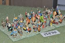 25mm viking warband 30 figures (15670)