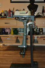 Johnson Outboard Motor 2 HP Mate