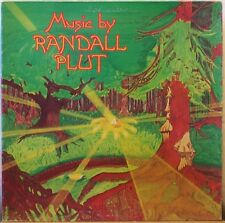 "RANDALL PLUT Music by Randall Plut LP ""To Rivendell"" w/ Lord of the Rings lyrics"