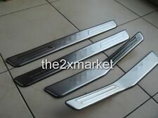 4Pcs Door Scuff Sill Plate Aluminium For SUZUKI SX4 Sedan & Hatchback 2007-2011