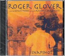 ROGER GLOVER AND THE GUILTY PARTY : SNAPSHOT / CD - NEU