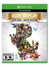 NEW Rare Replay (Microsoft Xbox One, 2015) 30 Hit Games One Epic Collection