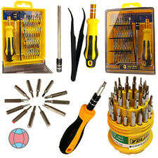 T6 Precision TORX Screwdriver Set + 31 in 1 Hand DIY Portable Screwdriver Set
