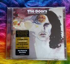 THE DOORS WEIRD SCENES INSIDE THE GOLD MINE CD ALBUM