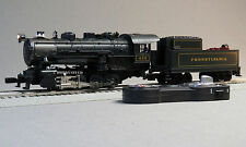 LIONEL PRR KEYSTONE SPECIAL LIONCHIEF RC STEAM ENGINE&TENDER train 6-83659 E NEW