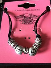 Harley-Davidson Pink label LE Necklace 97676-13VW crystal