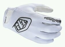 "TROY LEE DESIGNS ""AIR"" MTB GLOVES XXL WHITE ☆NEW☆"