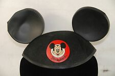 "Mickey Mouse Ears Hat -  Size Youth with ""Wesley's"" Name on Back"