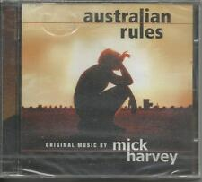 MICK HARVEY - Australian Rules (2003) CD