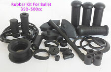 MOTORCYCLE Bullet Royal Enfield Complete Rubber Kit 350 / 500cc
