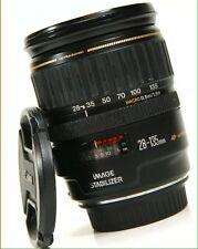 Canon ef 28-135mm F3.5 -5.6 IS USM Zoom Lente Para Eos Dslr
