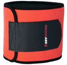 #1 Workout Waist Trimmer Belt for Men & Women Pro Fitness Trainer by Rocked Abs