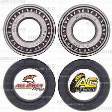 All Balls Rear Wheel Bearing & Seal Kit For Harley XLH Sportster 35mm Forks 1987