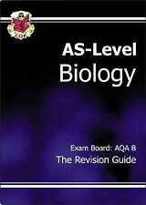 CGP AS - level Biology AQA B Revision Guide With Questions & Answers