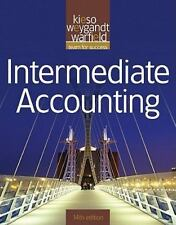 Intermediate Accounting by Kieso, Warfield & Weygandt, 14th Edition (Hardcover)