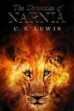 The Chronicles Of Narnia by C.S. Lewis softcover BOOK 7 of them in Reading Order