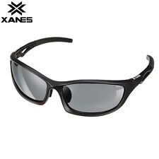 XANES-PX1 UV400 Polarized Sports Sunglasses for Running Cycling Fishing Golf Tr9