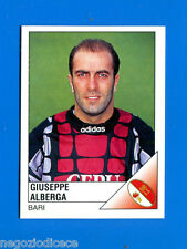 CALCIATORI PANINI 1995-96 Figurina-Sticker n. 38 - ALBERGA - BARI -New