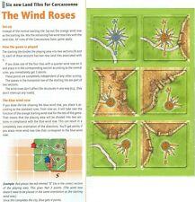 Carcassonne The Wind Roses Die Windrosen New Sealed mini expansion 2013 ENGLISH