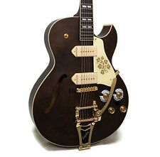 Epiphone ES-295 Premium Limited Edition Hollowbody Electric Guitar - Walnut