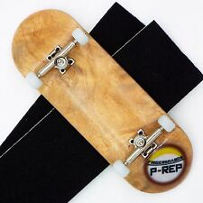 P-REP - 33.5mm SPACED Complete Wooden Fingerboard Kit - Exotic Burl
