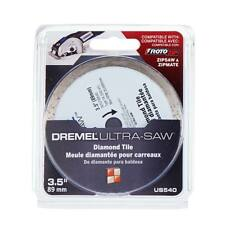 NEW Dremel Ultra-Saw Diamond Tile Cutting Wheel US540-01