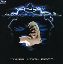 Nerodom Compilation 2007 by Various Artists (CD, Mar-2007) Cruxshadows Zillo NEW