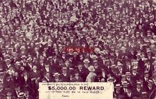 $5,000.00 REWARD IF YOU FIND ME IN THIS BUNCH 1907 Bilberger Bros NY