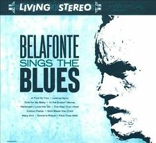 Belafonte Sings the Blues by Harry Belafonte (CD, Jan-2011, Impex)