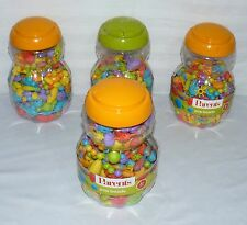 LOT SET OF 4 POP BEADS MAKE JEWELRY PLASTIC BUILDING TOYS