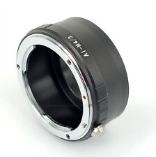 AI-M4/3 Adapter Ring Nikon F Lens to Micro 4/3 Olympus Panasonic Camera Body