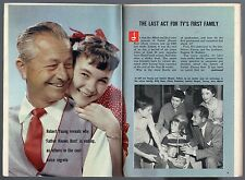 1960 Tv Article~FATHER KNOW'S BEST~LAUREN CHAPIN~ELINOR DONAHUE~BILLY GRAY~4 PGS