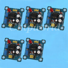 5pcs Duty Cycle Module DIY Kit Pulse Generator NE555 Timer Frequency Adjustable
