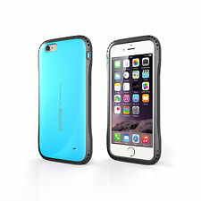 SOOPER iPhone 6s/6 Case Extreme Durable Air Cushion Series - Aqua Blue